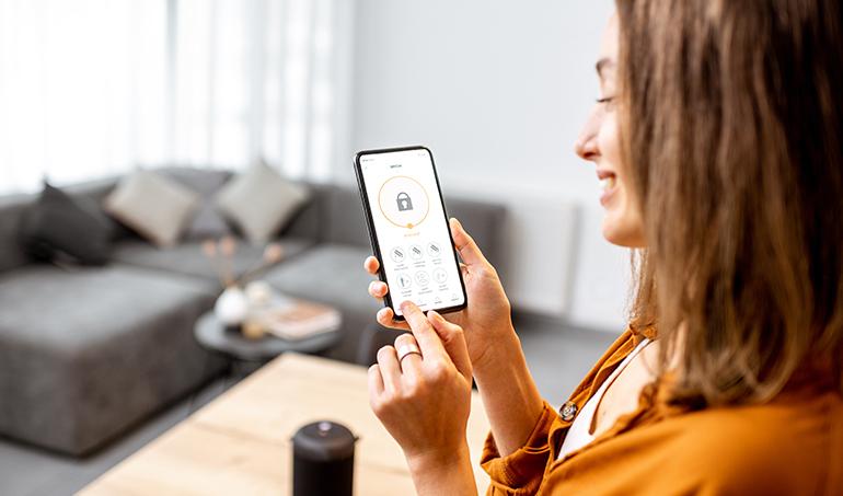 Comment gérer l'alarme antivol depuis votre smartphone?